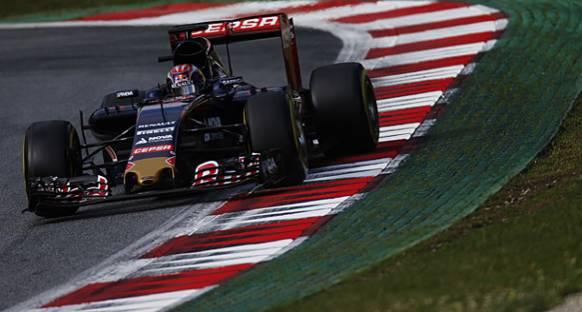 Verstappen: Sadece Mercedes Toro Rosso'dan daha hızlı