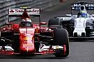 Massa: Baskı Raikkonen'i olumsuz etkiliyor