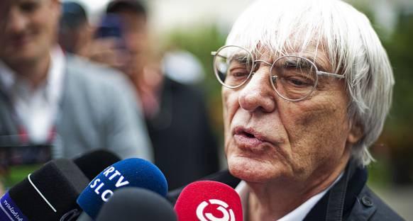 Jordan: 'Ecclestone emekliye ayrılmalı'