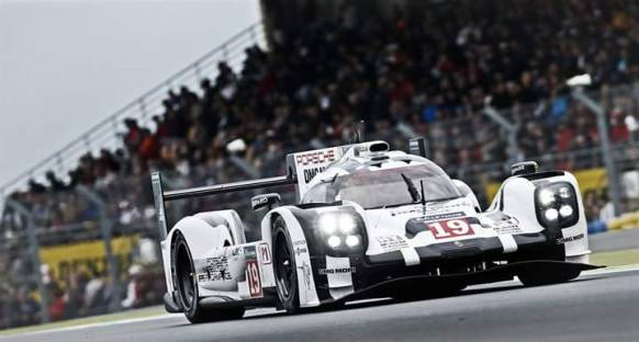 Le Mans'da Porsche Kazandı!