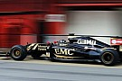 Lotus, Grosjean'ın Cuma antrenmanları endişelerini anlıyor