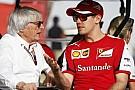 Ecclestone: Rosberg ve Vettel Formula 1'i kötü etkiliyor