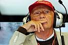 Lauda: Rosberg geri döndü