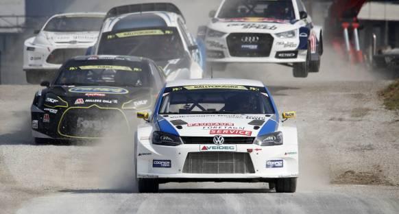 Kristofferson RX'de sezonun ilk yarışını kazandı