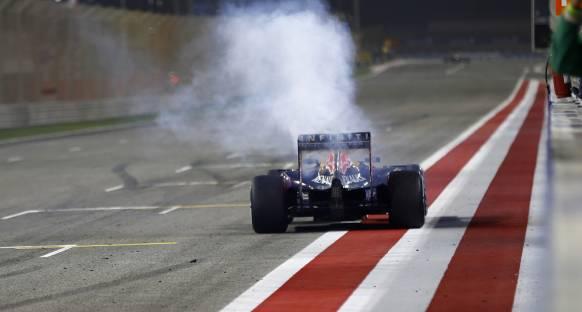 Ricciardo 4. motorunu kullanacak