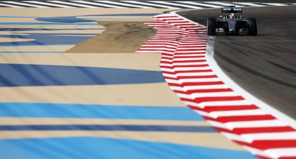 2015 Bahreyn Grand Prix Cuma 2. Antrenman Turları Canlı