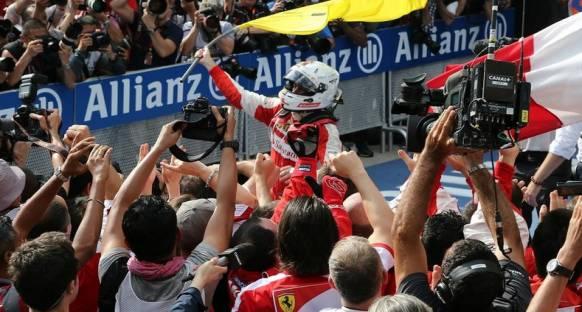 Horner: Ferrari, Vettel'e doğru hissiyatı sağladı