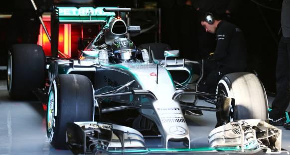 Mercedes: Gerileme sebebi aracın burnu