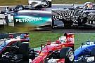 F1 testleri başladı - 2015 Jerez testleri 1. gün