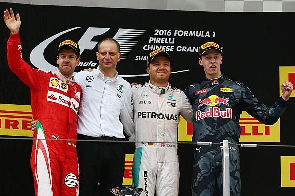 Гран Прі Китаю: гонка