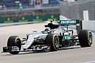 Rosberg domina los primeros libres de Rusia