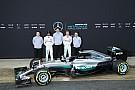 У Mercedes розкрили W07