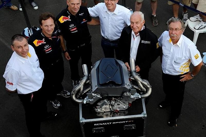Red Bull отримає останні мотори Renault