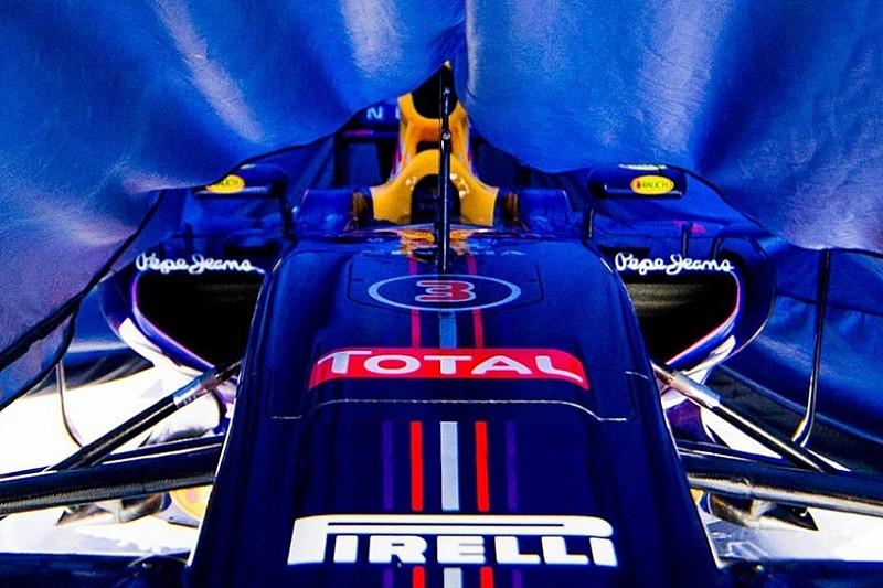 Red Bull презентує нову ліврею 17 лютого