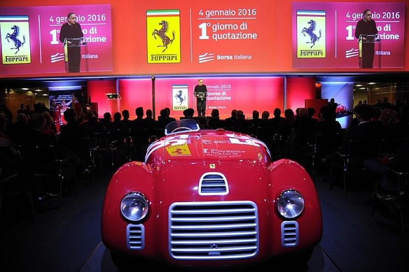 Міланська біржа почала торгувати акціями Ferrari