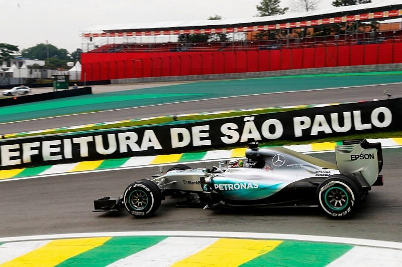 Гран Прі Бразилії: третя практика