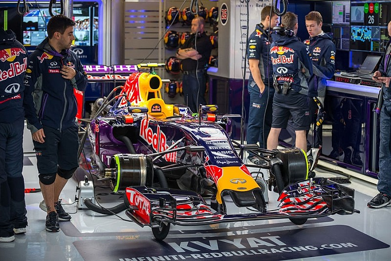 """У Red Bull можуть використовувати """"безіменні"""" мотори Renault"""
