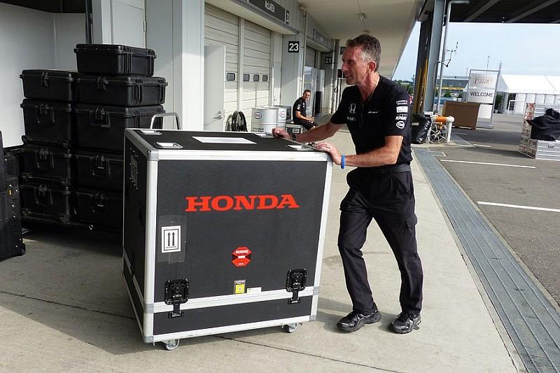 Honda отримила запит від Red Булл