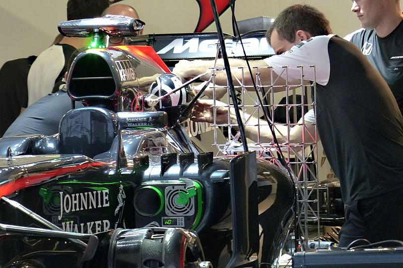 """У McLaren зуміли полагодити дві """"мертві"""" коробки передач"""