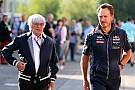 Хорнер: Спочатку треба дочекатися рішення Renault
