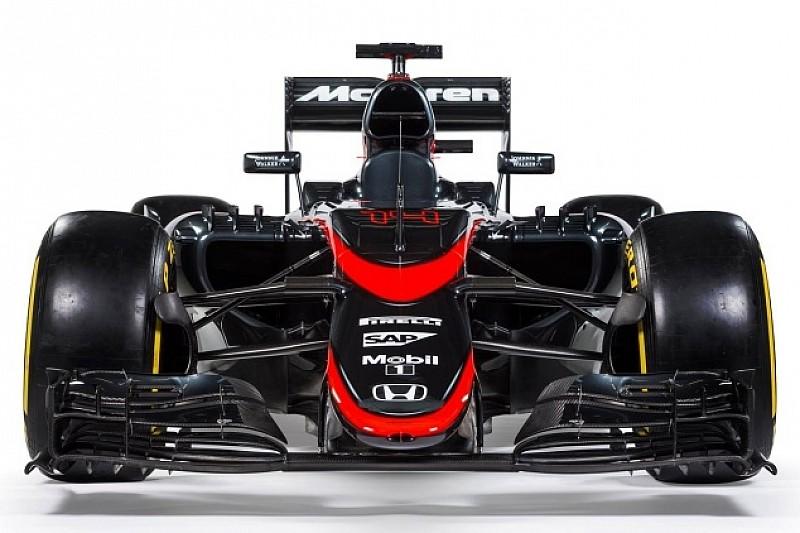 Новый цвет McLaren-Honda