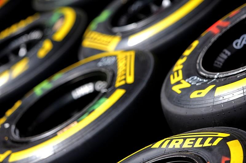 Pirelli перед гонкой России