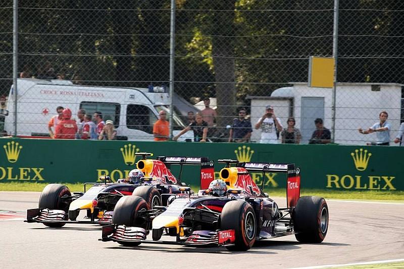 Red Bull уже не ставит на Феттеля?