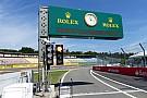 Гран При Германии: первая тренировка
