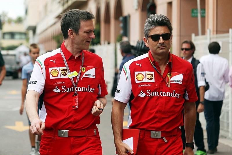О ситуации в Ferrari