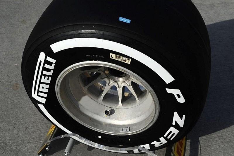 Pirelli испытывает специальные термостикеры