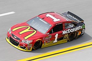 NASCAR Cup Reporte de prácticas McMurray marca el mejor tiempo en el inicio en Talladega