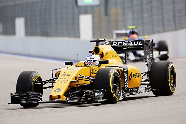 Сироткин отработает за Renault на тестах по ходу сезона