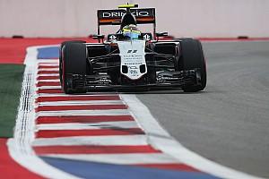 Fórmula 1 Noticias Sergio Pérez saldrá a defenderse en Rusia