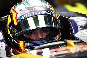 """Fórmula 1 Noticias Sainz: """"No pasé a Q3 porque Kvyat me molestó"""