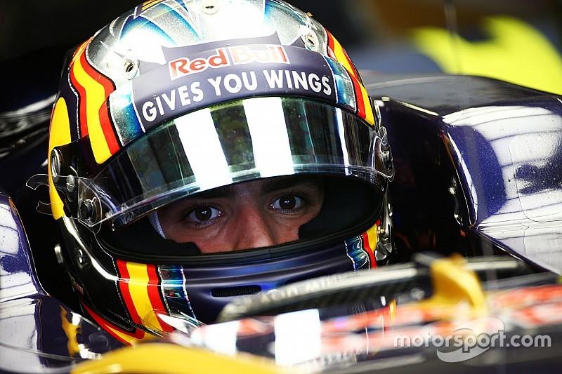 """Sainz: """"No pasé a Q3 porque Kvyat me molestó"""""""