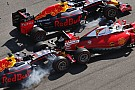 Formel-1-Startcrash beim Grand Prix von Russland
