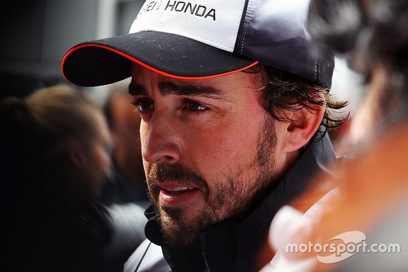 """Alonso: """"Un pasito adelante importante. Fuimos competitivos"""""""