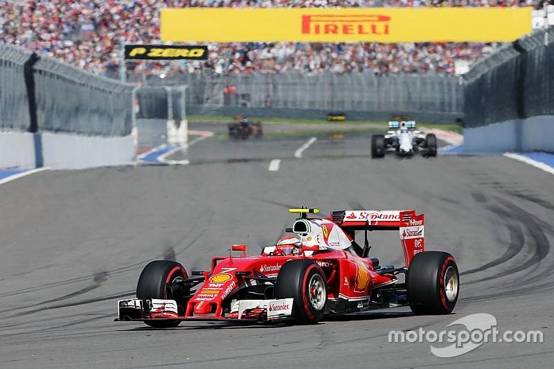 """Mesmo em 3º, Kimi lamenta: """"não era o que queríamos"""""""