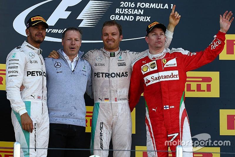 """Rosberg: """"Devo restare tranquillo, il campionato è lungo"""""""