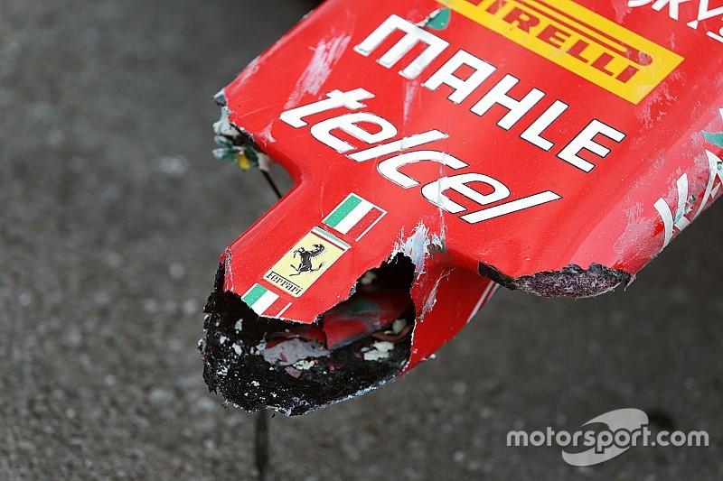 """Marchionne: """"Me rompe el alma ver a Ferrari sufriendo"""""""