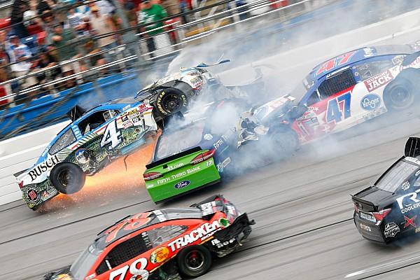NASCAR Cup La facture salée du carnage de Talladega
