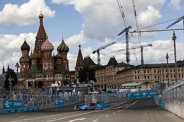 Formel E Formel-E-Rennen in Moskau ersatzlos abgesagt