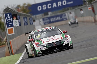 Honda domineert eerste WTCC-training Marrakesh