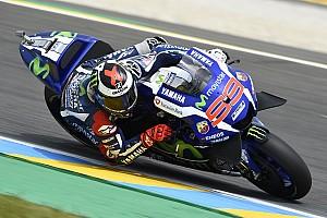 MotoGP 予選レポート ロレンソがポールポジション。ロッシは7番手に沈む:MotoGPル・マン