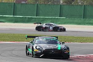 Blancpain Sprint Kwalificatieverslag Nederlander Szymkowiak traint eerste rij in Blancpain GT Series Sprint Cup