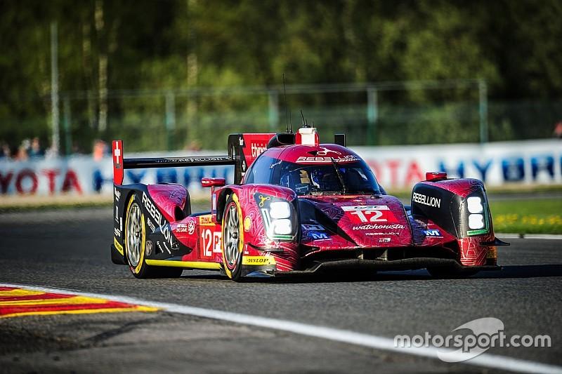 Piquet Jr. cree que su auto puede mejorar para Le Mans