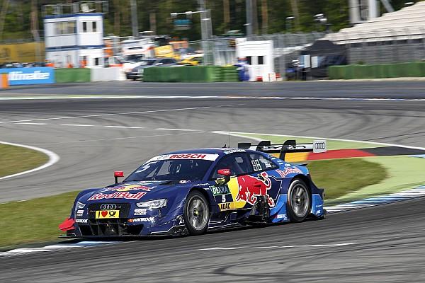 Libere 3: Mattias Ekstrom mantiene l'Audi al comando