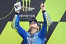 Y 2.816 días después, Suzuki volvió al podio de MotoGP