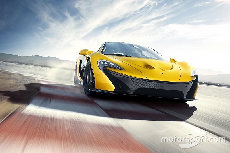 Supercar-tak McLaren wil 5.000 straatauto's per jaar verkopen