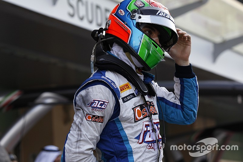 Canamasas met Carlin in GP2-seizoensopener